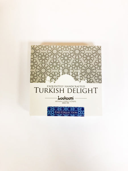 Loukoumi Turkish Delight