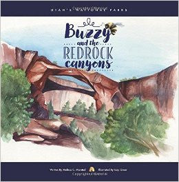 Buzzy and the Red Rock Canyons makes the Park Record