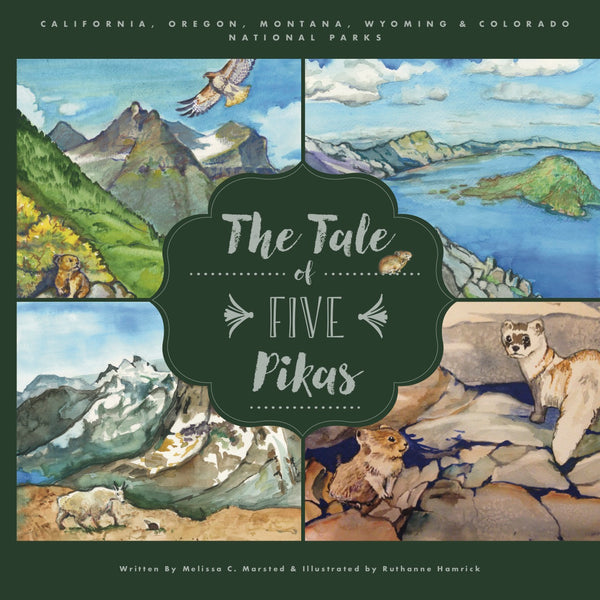 The Tale of Five Pikas Coming in 2019!