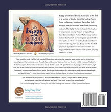 Load image into Gallery viewer, Childrens National Parks Books: Buzzy and the Redrock Canyons