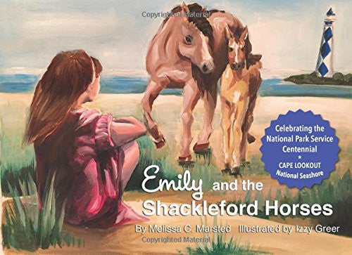 Emily and the Shackleford Horses