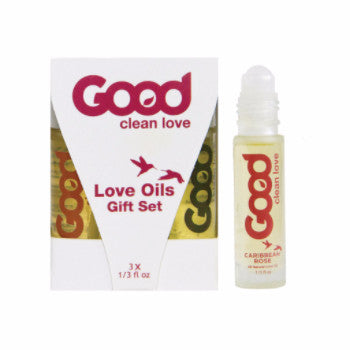 Love Oils Gift Set