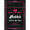 50 Things to Do with a Rabbit & Other Sex Toys Deck