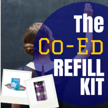 The Co-Ed Refill Kit