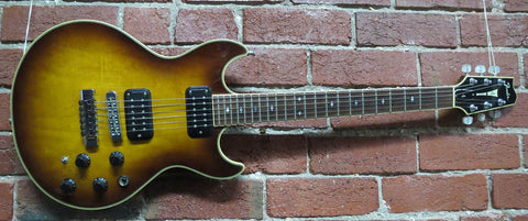 Fender Flame Sunburst - 1984 - Guitar Emporium