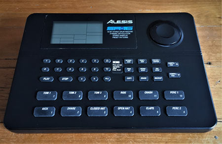 Alesis SR16 Drum Machine - Guitar Emporium