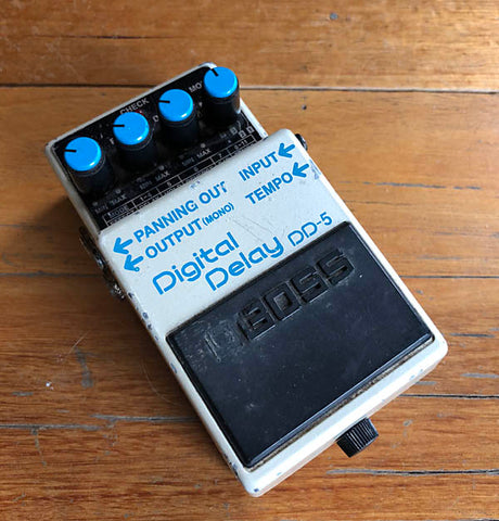 BOSS DD-5 Digital Delay Pedal - Guitar Emporium