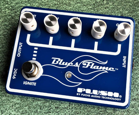 Blues Flame Pedal by Fuchs Audio - Guitar Emporium