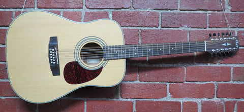 Cort Earth 70/12-NS 12 String Acoustic