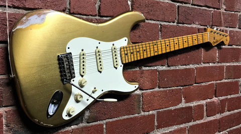 Fender 57 Relic Stratocaster Custom Shop Time Machine Series  - 2015 - Guitar Emporium