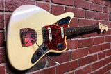 Fender Jaguar 1965 Olympic White - Guitar Emporium