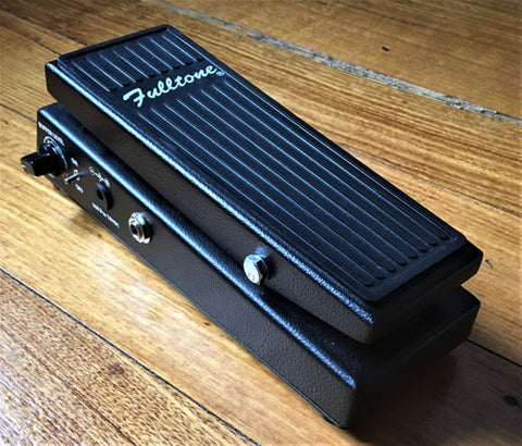 Fulltone Clyde Wah Deluxe Pedal