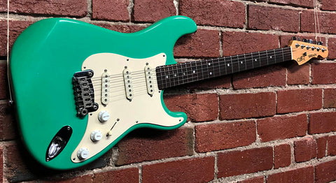 G and L Legacy Belair Green - 1993  -  Guitar Emporium
