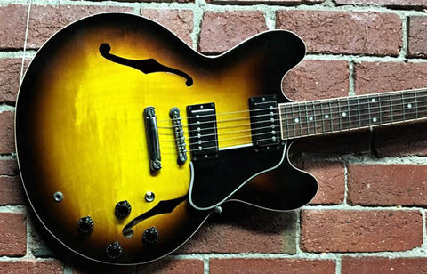 Gibson ES-335 DOT Reissue Memphis-Made - 2008