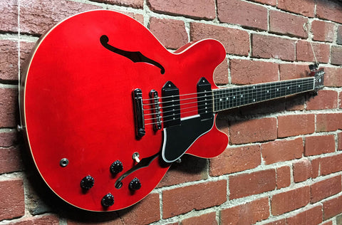 Gibson ES-335 Limited Run P90s - 2011 - Guitar Emporium