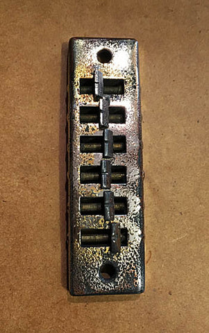 Gibson Harmonica Bridge 1970's Gold Used