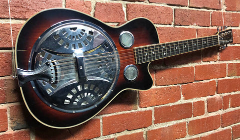 Gold Tone Paul E Beard Resonator Guitar  -  2017  -  Guitar Emporium