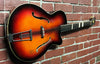 Hoyer Expo Arch Top - 1959 - Guitar Emporium