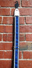 Retrovibe Series Guitar Strap 1969 Blue (White Tab)