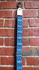 Retrovibe Series Guitar Strap 1966 Blue (White Tab)