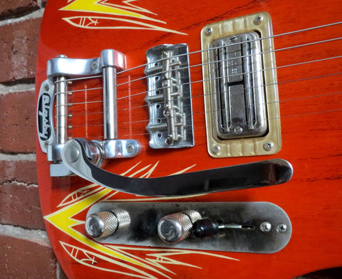 RS Guitarworks Old Friend Rockabilly - 2011