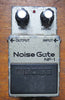 Boss Noise Gate NF-1. Made in Japan. - Guitar Emporium