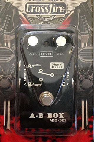 Crossfire A-B Box - Guitar Emporium