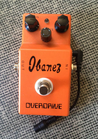 Ibanez OD850 Reissue Overdrive Pedal (MIJ)