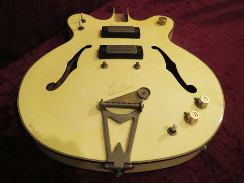 Ibanez White Falcon Loaded Body Circa 1975 Project