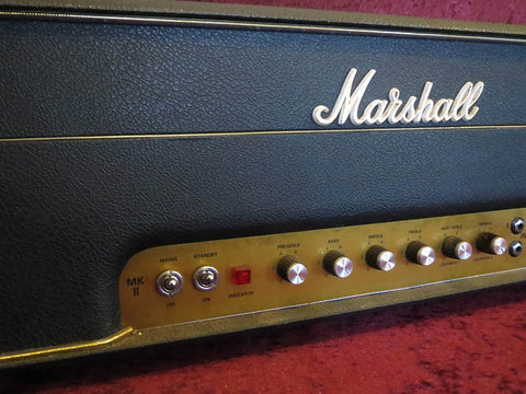 Marshall JTM-45 Reissue Head 1994