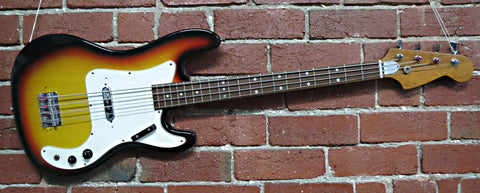 Thomas Rockmate Special P Style Bass - 1972