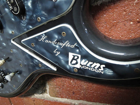 Burns Bison Guitar 1965