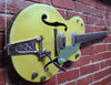 Gretsch Double Anniversary Two Tone Smoke Green 1964