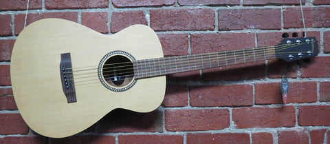 Martinez MF25 model, small body acoustic