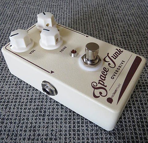 Red Sun Music Space Junk Overdrive Pedal