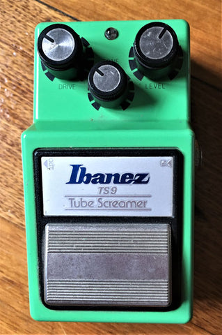 Ibanez Tube Screamer TS9 Pedal - Guitar Emporium