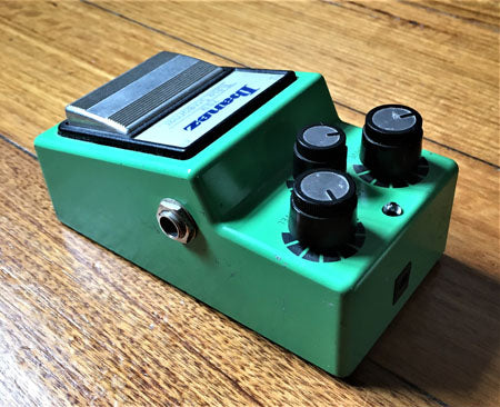 Ibanez Tube Screamer TS9 Pedal
