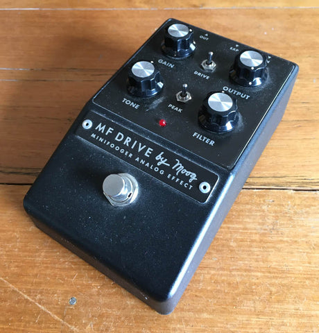 MF Delay by Moog Minifooger Analog Effect - Guitar Emporium