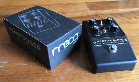 MF Delay by Moog Minifooger Analog Effects