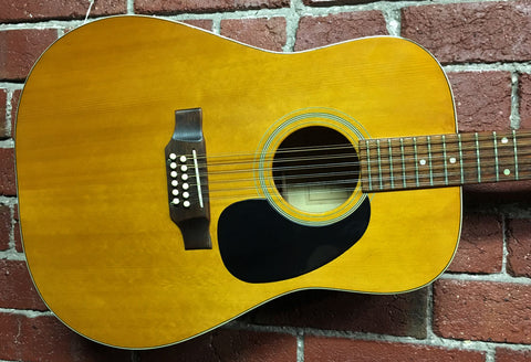 Maton CW80 12 String Acoustic - 1976
