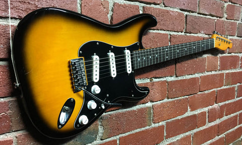 No Name Strat Copy with Tele Neck - Guitar Emporium