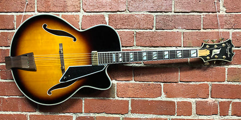 Peerless Monarch Archtop  -  2009