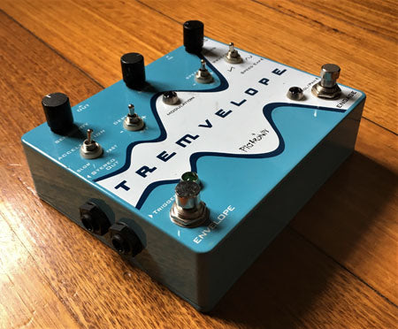 Pigtronix Tremvelope Pedal