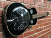 Regal Square Neck Resonator Ebony - 1995 - Guitar Emporium