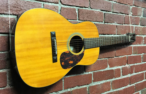 Wechter TO-8418 Triple-0 000 Acoustic Guitar - 2008 - Guitar Emporium
