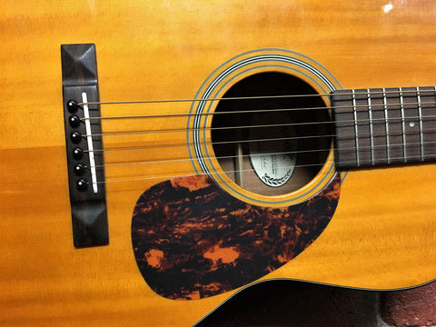 Wechter TO-8418 Triple-0 000 Acoustic Guitar - 2008