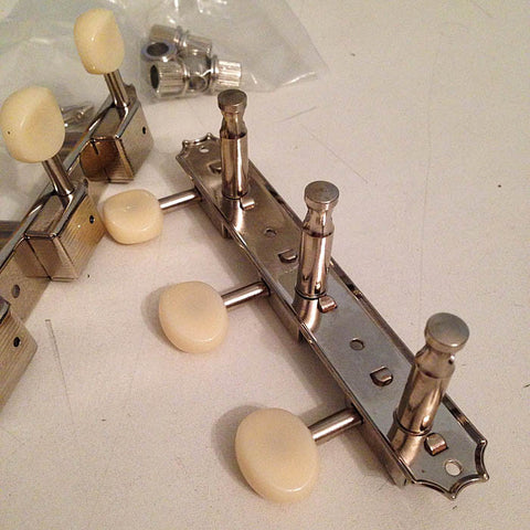 Apologise, Kluson guitar tuners on a strip