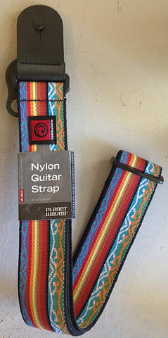 Planet Waves Guitar Strap (Guatemala Design)