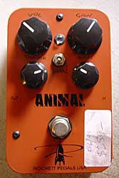 Rockett Pedals USA, Animal