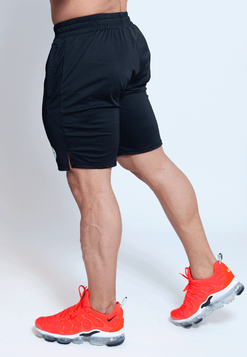 Above Knee Active Shorts - selfbuiltapparel.co